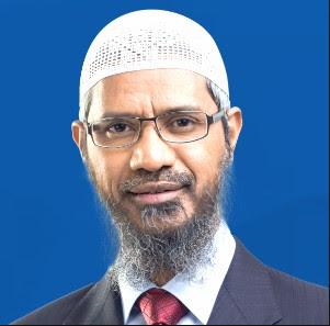 Ini dia Dr.Zakir Naik Sang Ulama Ahli Perbandingan Antaragama di dunia