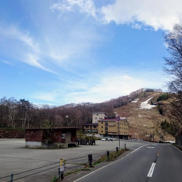 志賀草津高原ルート サンバレースキー場