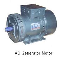 6 Perbedaan Motor Listrik dan Generator Listrik