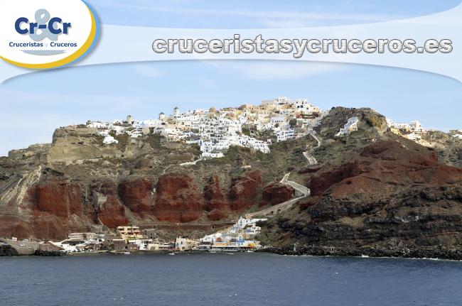 ► Santorini: Informaciones básicas para vuestra visita