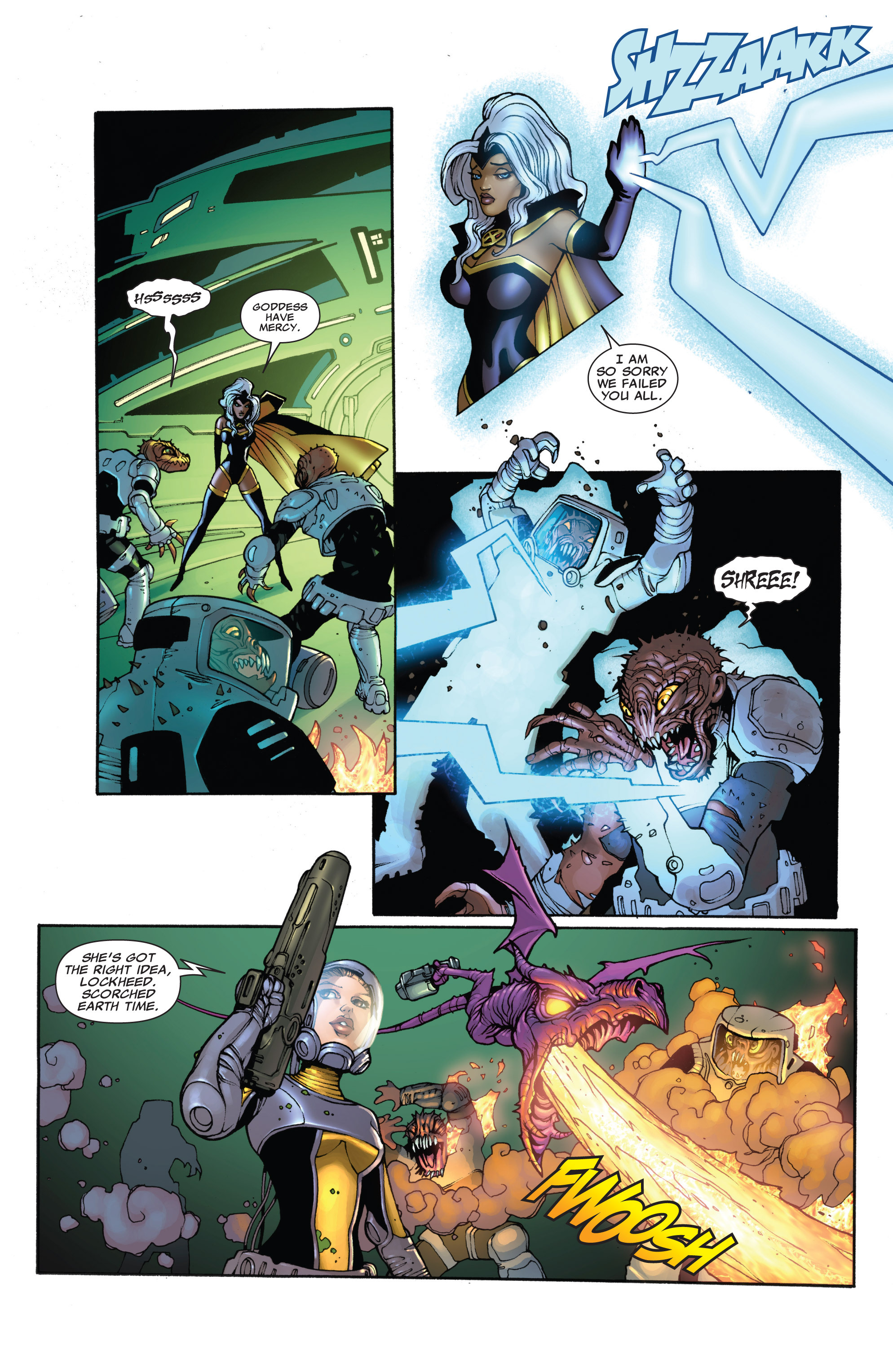 Read online Astonishing X-Men (2004) comic -  Issue #40 - 4