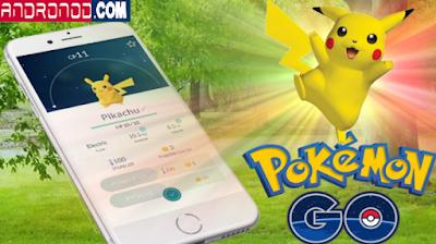 Cara Mudah Mendapatkan Karakter Pikachu Di Pokemon Go