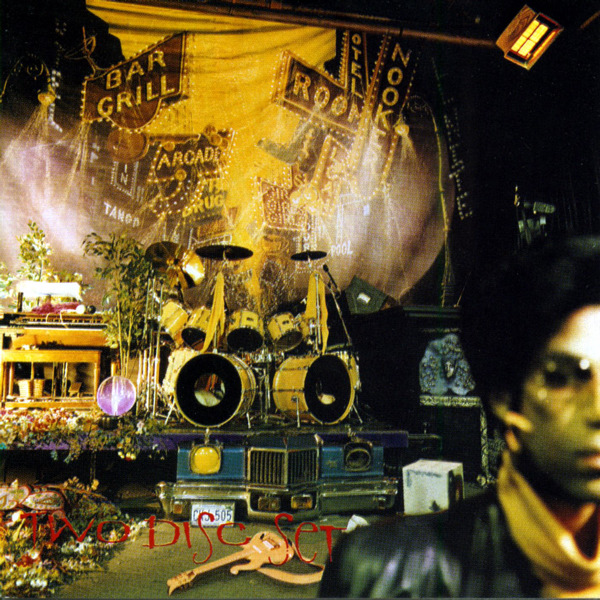 Prince - Sign 'O' the Times Cover