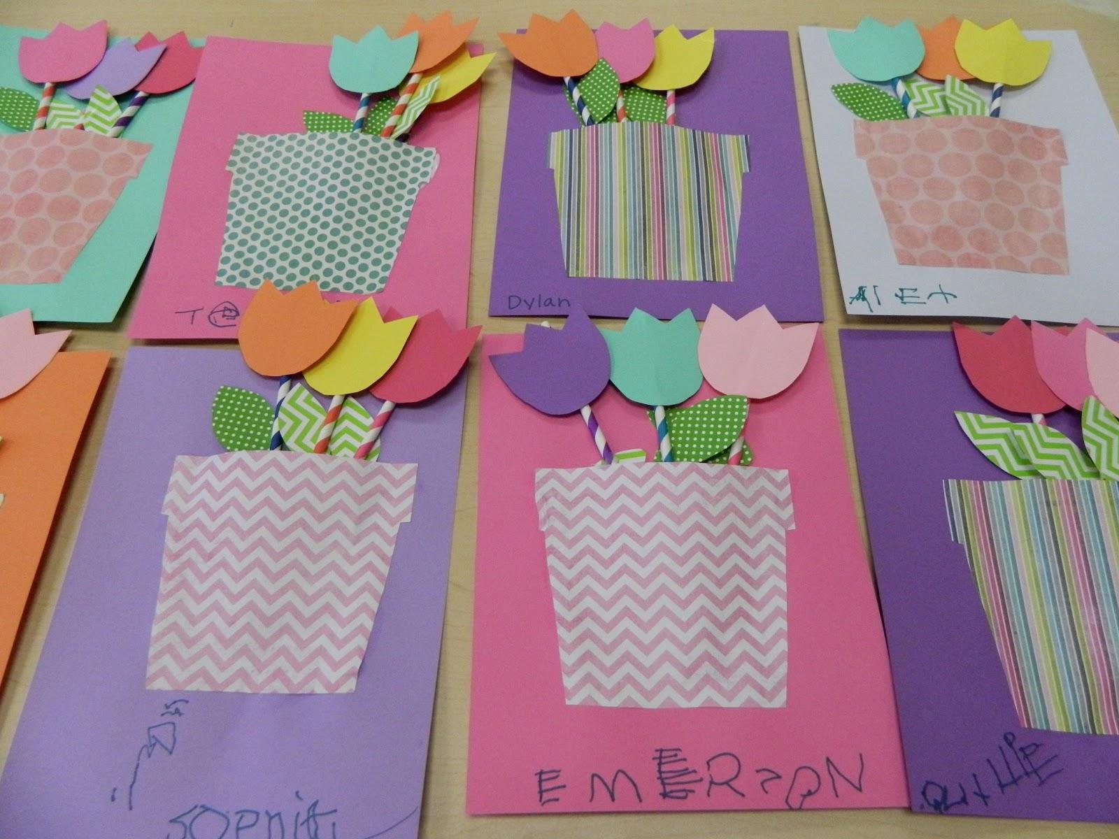 Teachers Day Preschool Crafts Tafhs Com