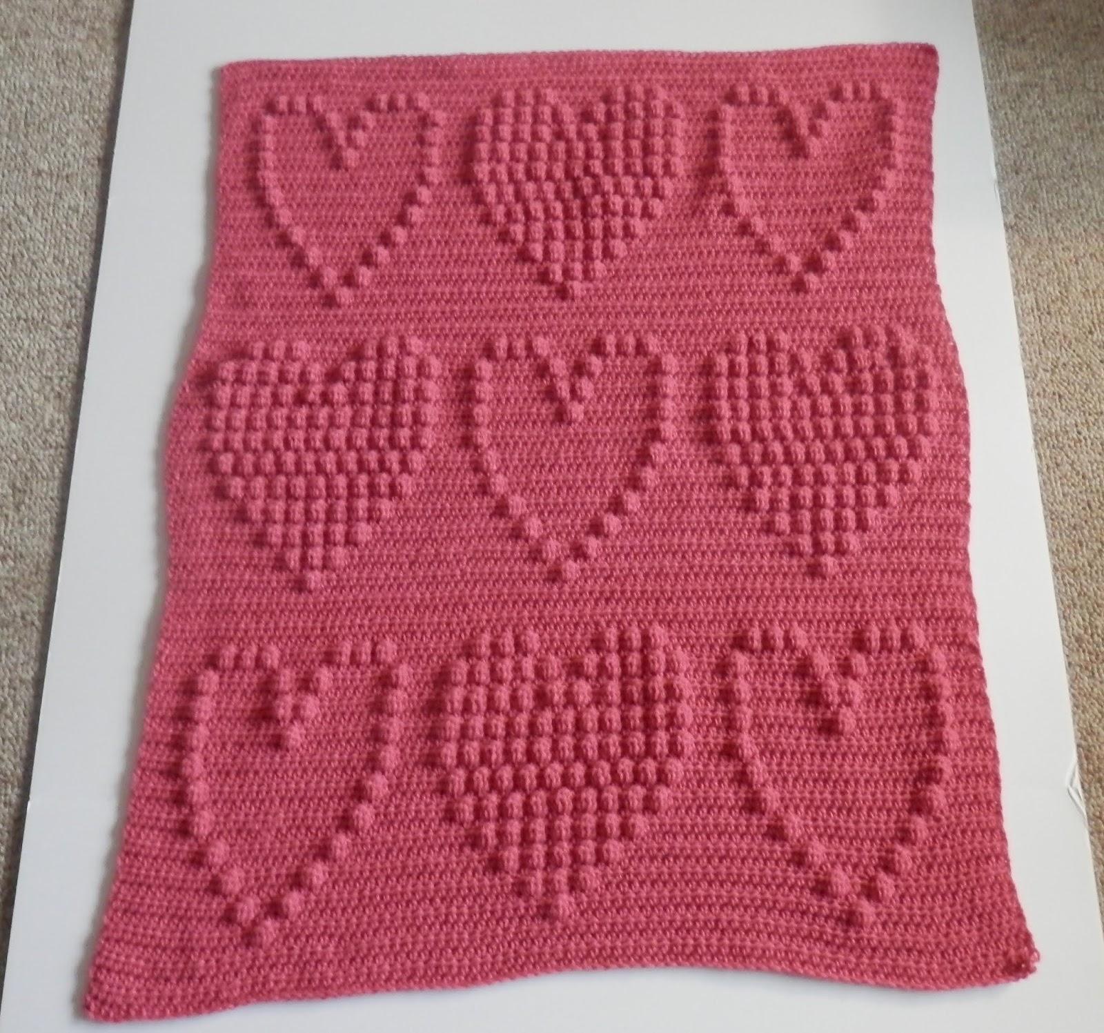 Karens Crocheted Garden of Colors: My Heart Is Yours Baby