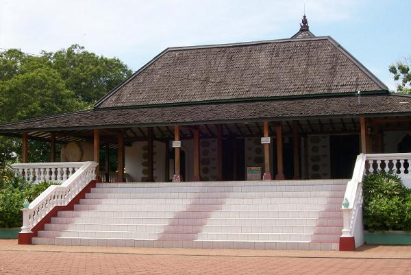 Masjid Mantingan, Jepara