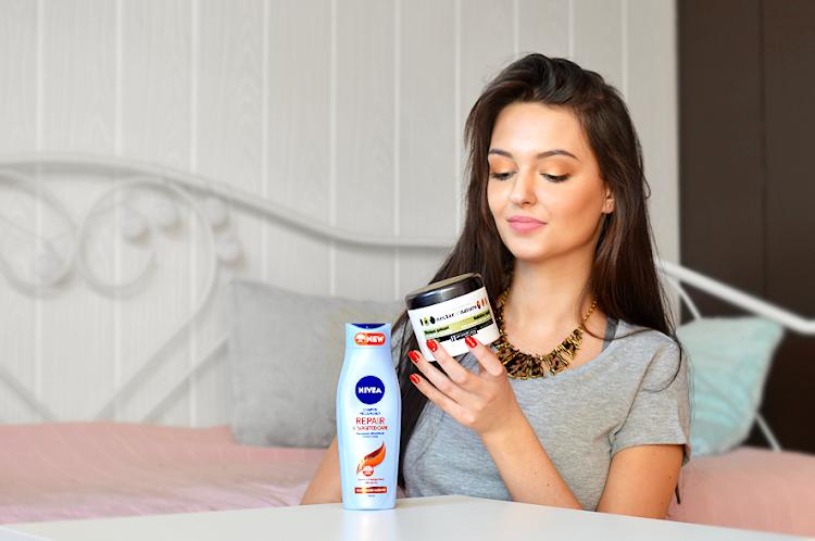 Szybki sposób na złagodzenie zbyt mocnego lub wysuszającego szamponu - Czytaj więcej »