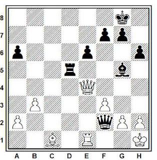 Problema ejercicio de ajedrez número 692: Sarapu - Browne (Skopje, 1972)