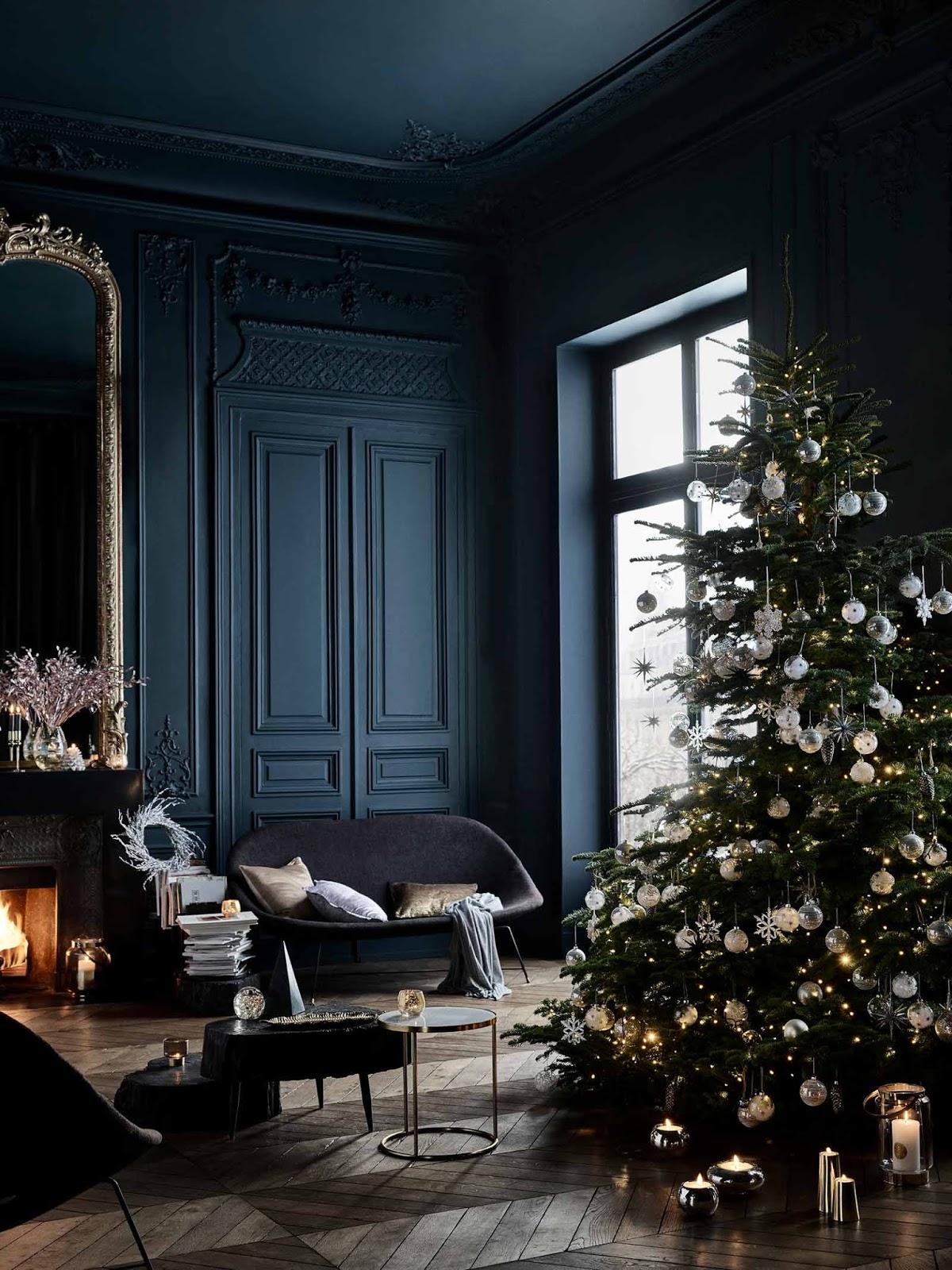 Midnight Blue, la collezione di Natale di Zara Home