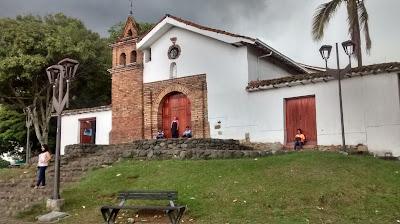 Barrio San Antonio, Cali, Valle del Cauca, Colombia.