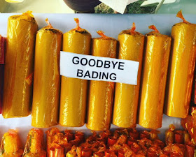 "Biggest illegal firecracker PNP has discovered ""Goodbye Bading."""