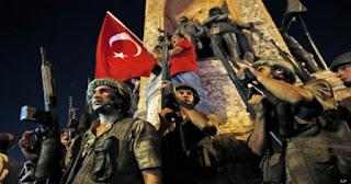 Dukung Qatar, Turki Kirim Pasukan dan Mendirikan Pangkalan Militer di Qatar