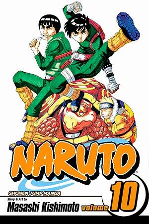Naruto Tomo 10