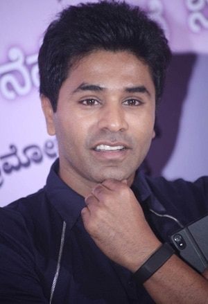 Prabhu Deva brother Nagendra Prasad