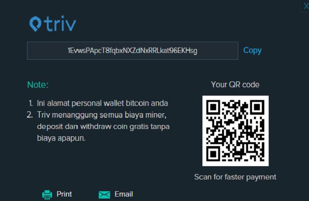 Trading Bitcoin Tanpa Deposit