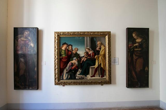Quadreria-Complesso monumentale dei Girolamini-Napoli