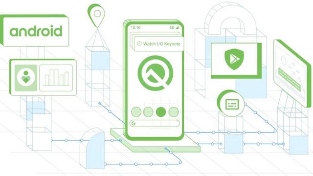 Fitur-Fitur Android Q Beta 3