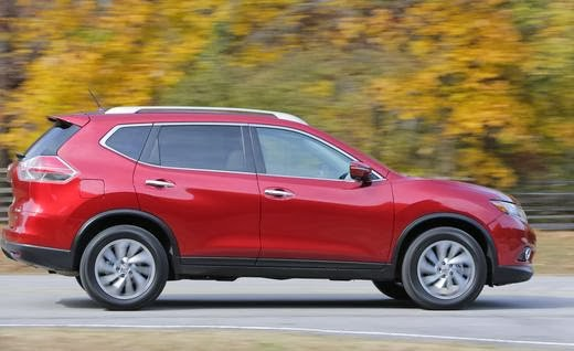 hondayes car and driver first drive 2014 nissan rogue. Black Bedroom Furniture Sets. Home Design Ideas