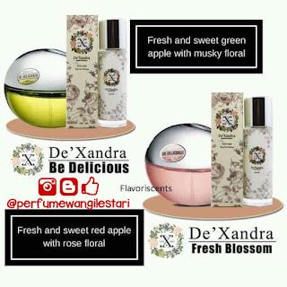 Perfume Dexandra Be Delicious,Perfume Dexandra,Dexandra