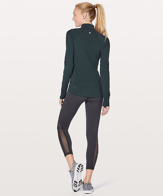 lululemon fast-as-light-half-zip