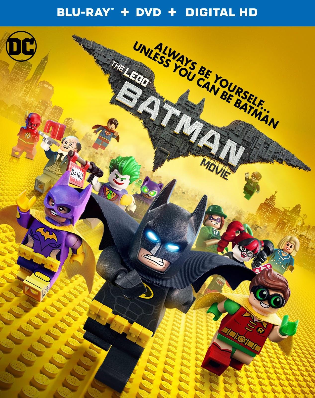 LEGO Batman La Película BD25 Descargar