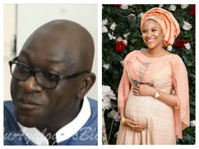 Suspended Lawmaker, Abdulmumin Jibrin's Wife Shows Off Baby Bump In New Photos