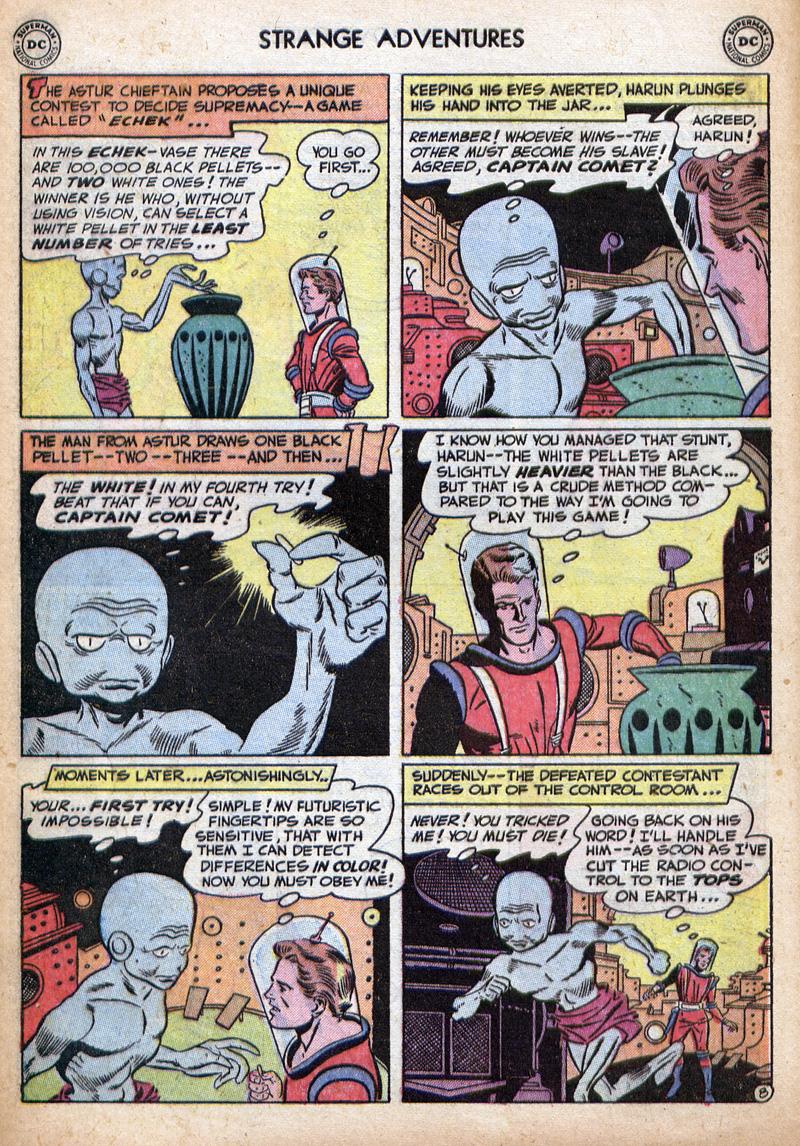 Strange Adventures (1950) issue 10 - Page 10