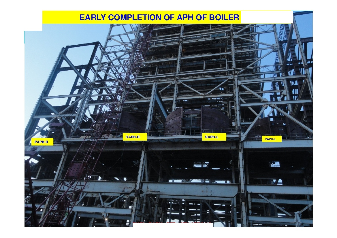 Abc Of Thermal Power Plant Air Pre Heater For Boiler In