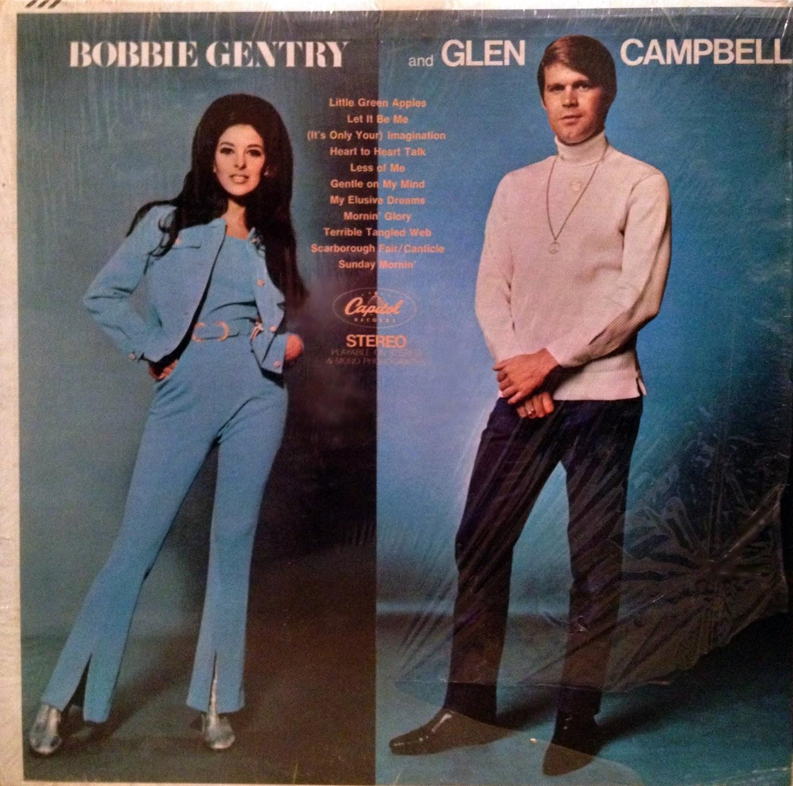 Vinyl Exam Bobbie Gentry Amp Glen Campbell Bobbie Gentry