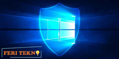 Cara Enable dan Disable Windows Defender  Tutorial Mengaktifkan dan Menonaktifkan Windows Defender Pada Windows 10+