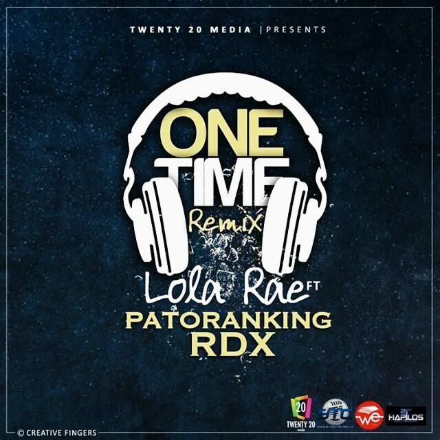 lola-rae-one-time-mp3-download-ft-patoranking-rdx