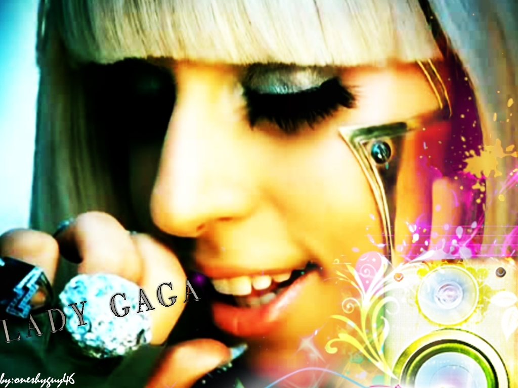 Wallpapers Of Celebrityes: Lady Gaga Wallpapers