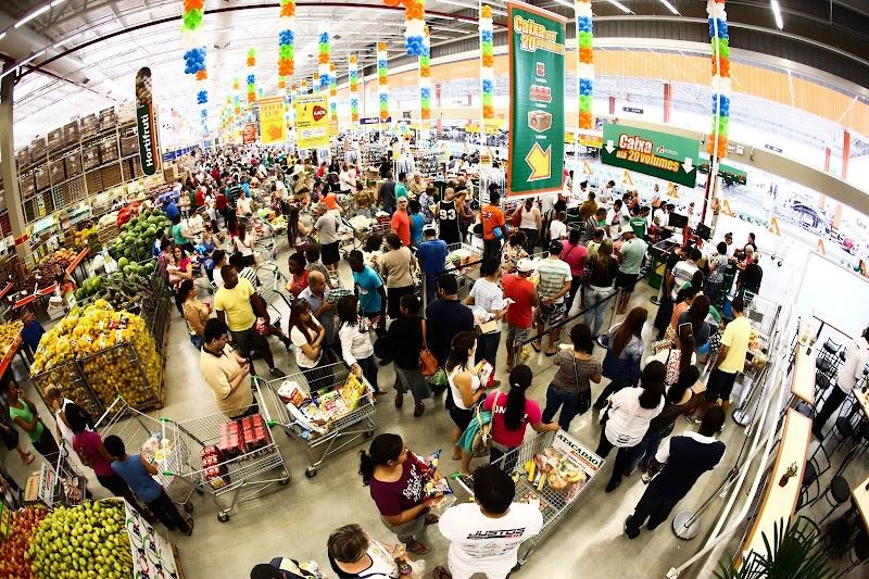 Atacadão inaugura sua terceira loja no Amazonas