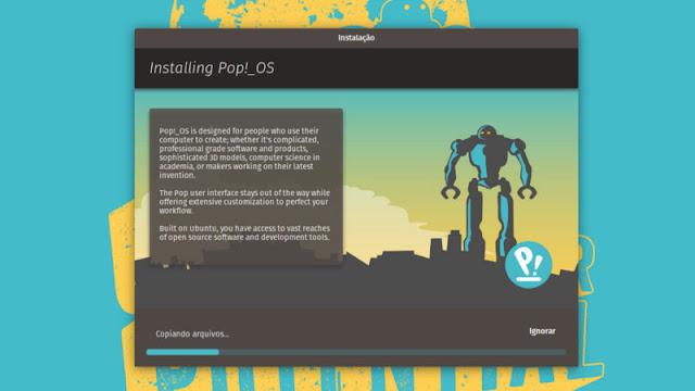 Pop!_OS da System76