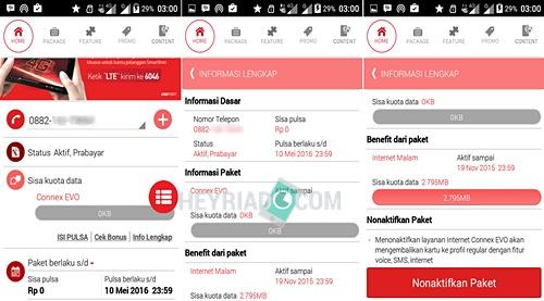Beli paket internet smartfren Android tapi belum tahu cara mengetahui sisa kuotanya 3 Cara Cek Sisa Kuota Internet Smartfren Andromax