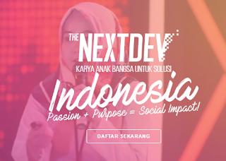 Cara mengIkuti Kompetisi The Nextdev Technopreneurs