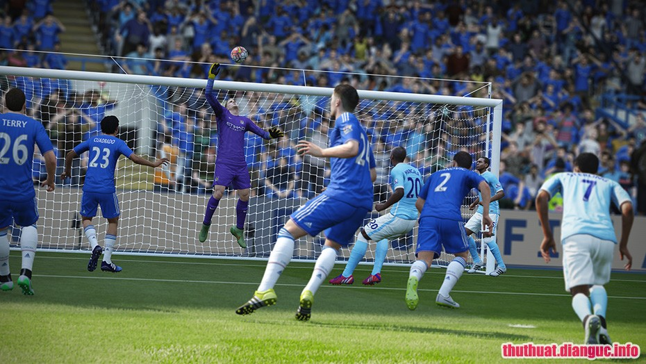 Tải game Fifa 16 full crack