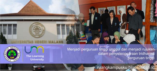 Pilihan Fakultas & Program Studi Universitas Negeri Malang