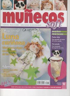 Muñecos Soft Nro. 12