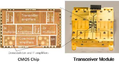 5G обгоняет оптоволокно? Новая КМОП-микросхема для сетей 5G обеспечивает 120 Гб/с!