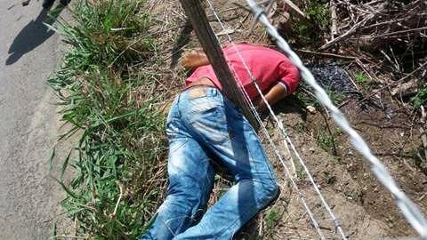 jovem é assassinado a tiro na zona em Santana do Mundaú