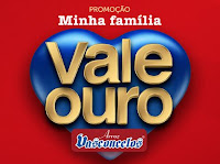 Promoção Minha Família Vale Ouro Arroz Vasconcelos promocaovasconcelos.com.br