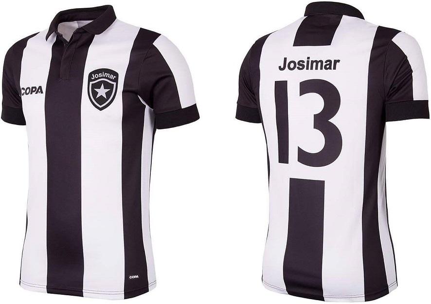 8a02405deb Camisa do Botafogo  made in Europe