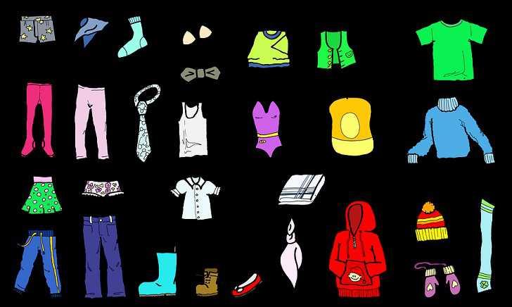 6 Kiat Agar Anda Tidak Salah Memilih Dan Memakai Busana / Kostum