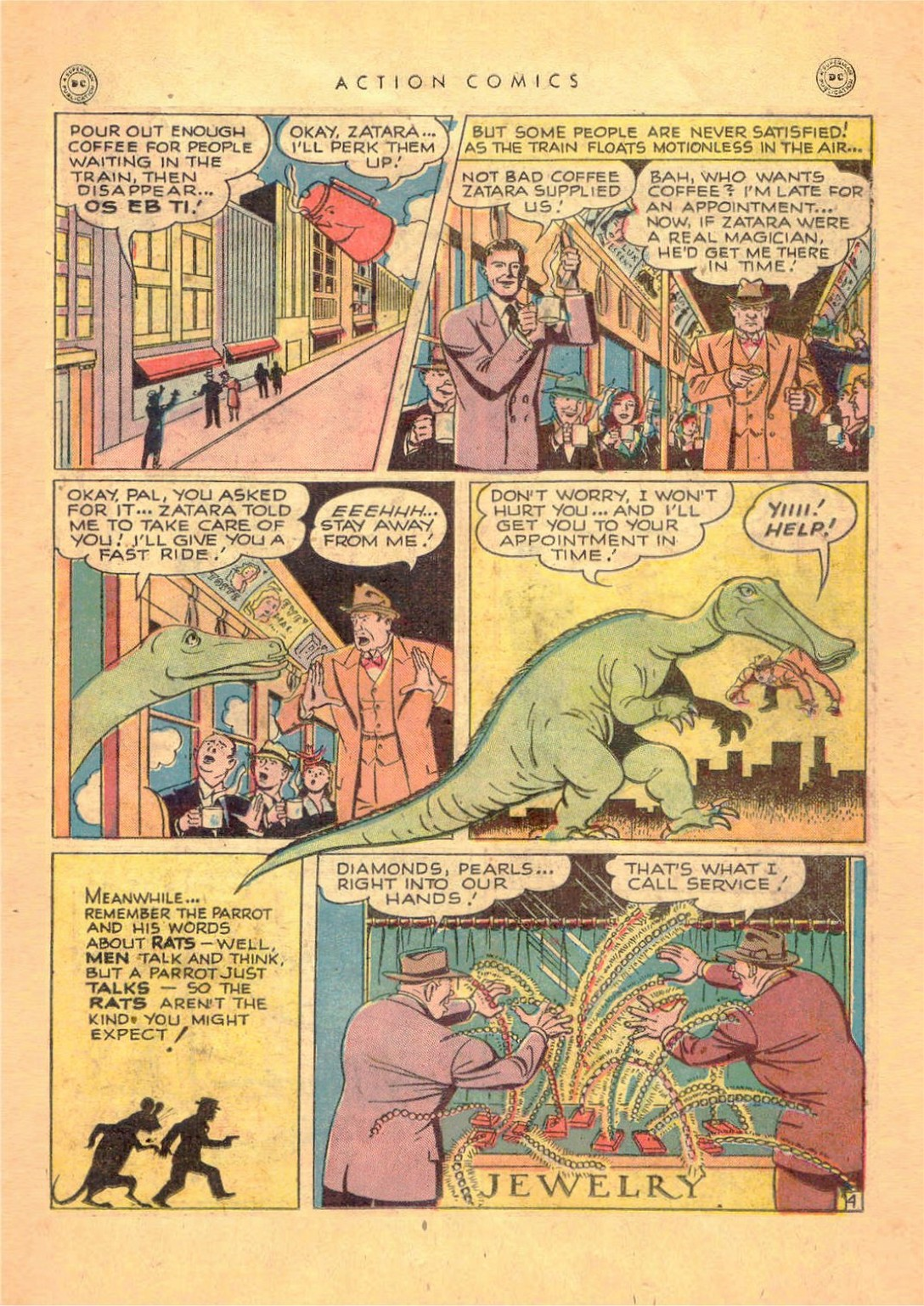 Read online Action Comics (1938) comic -  Issue #124 - 27