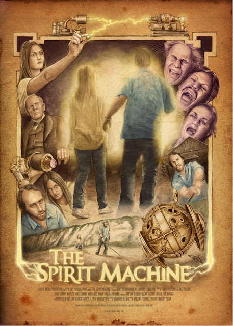 """The Spirit Machine"" - by Timothy Plain"