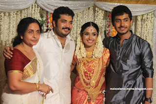 Vinu Mohan weds Vidyalakshmi on May 19th