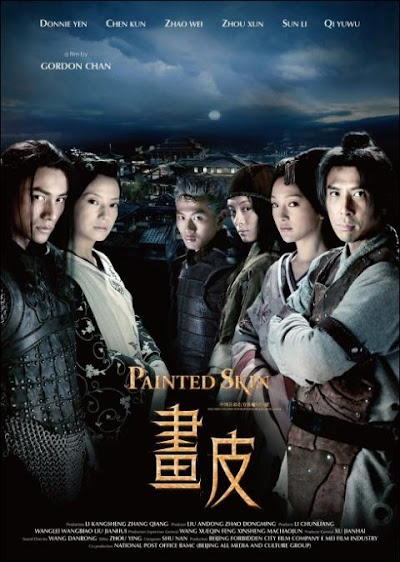 Painted Skin (2008) BluRay 480p & 720p