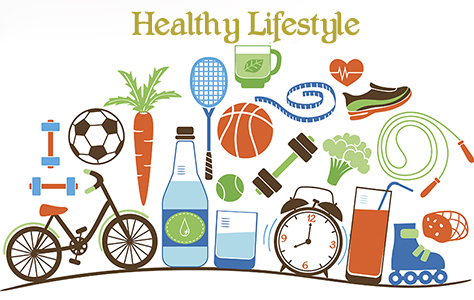 healthy lifestyle, stress management