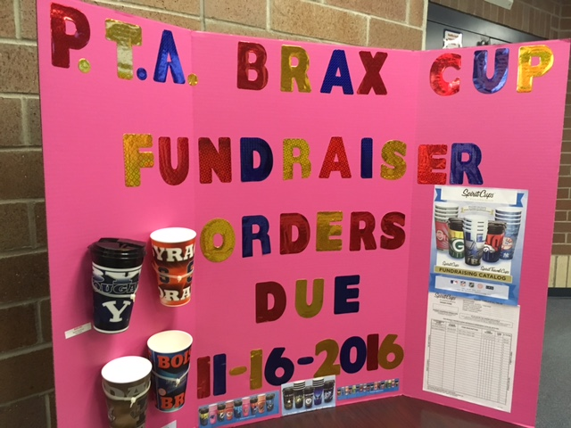 Brax fundraising prizes for students